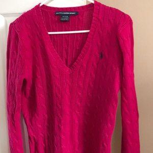 Women's size medium Ralph Lauren sweaters